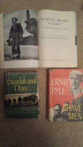 WW2 Printed Books
