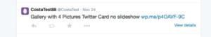 Old Gallery Card Tweet