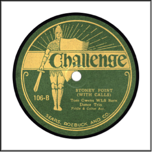 Challenge Record Label