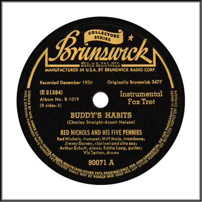 Brunswick 1944 Collectors Series by Decca