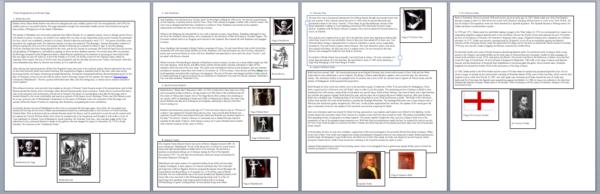 Short Pirate Biographies